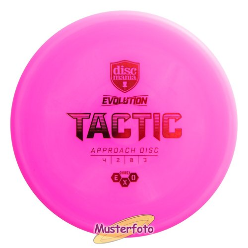 Hard Exo Tactic 174g swirly-grau