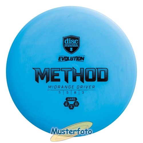 Hard Exo Method 172g hellblau