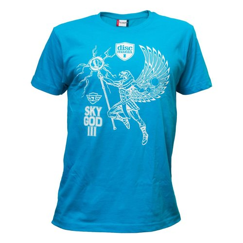 Discmania Teeshirt - Sky God 3 XL
