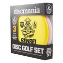 Discmania Active Soft Beginner Set