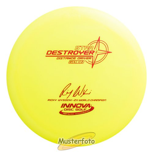 Ricky Wysocki Star Destroyer 173g-175g hellblau