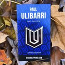 Paul Ulibarri Disc Golf Pin