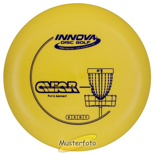 DX Aviar Putt & Approach 175g rot