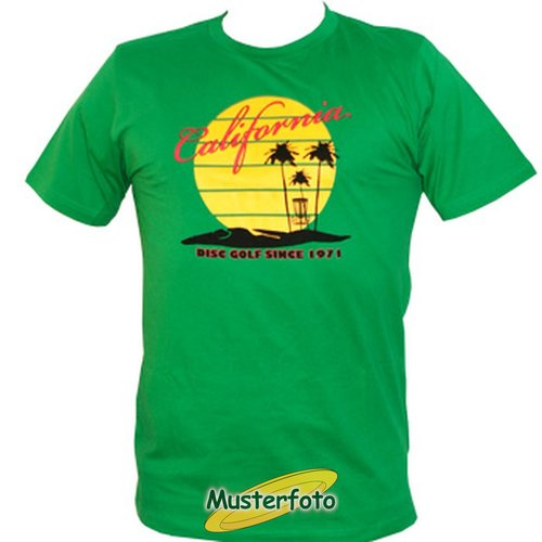 California Disc Golf Shirt