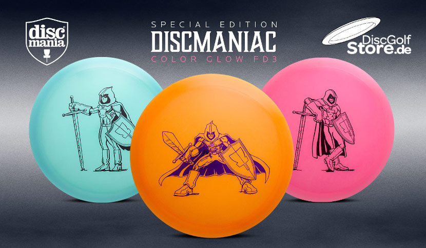 Discmaniac Collection Color Glow C-Line FD3