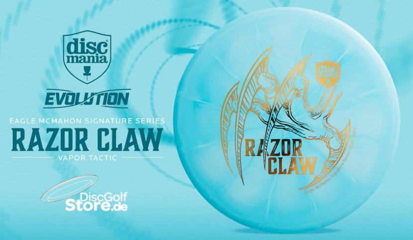 Eagle McMahon Razor Claw
