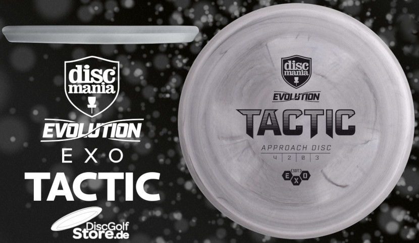 Discmania Evolution Line Exo Tactic